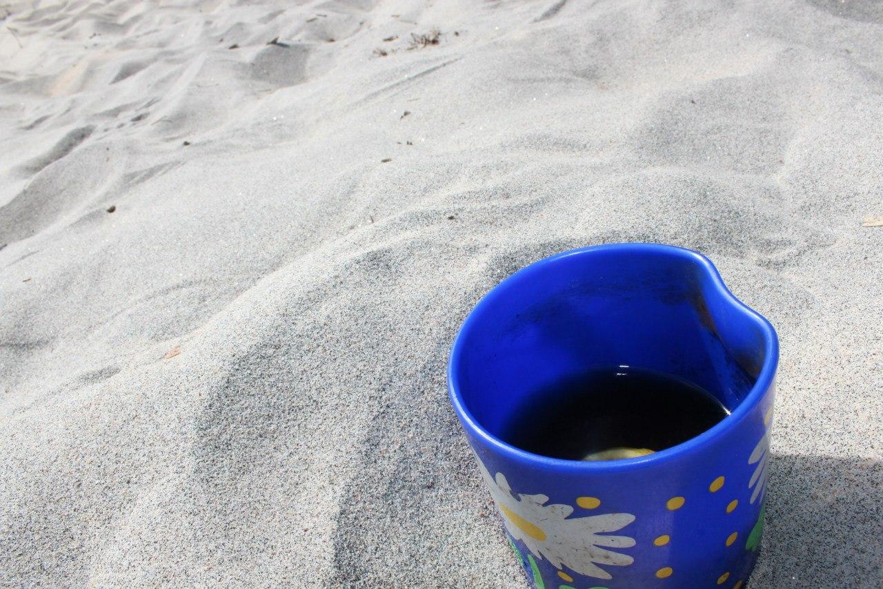 Мальдивский песок